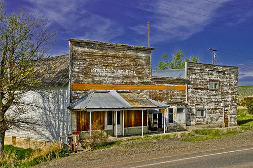 Ghost Town -- DSC01489 | by Lance & Cromwell back from a Road Trip