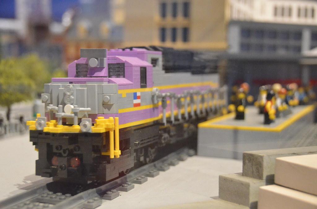 Legoland Somerville (Boston), preview weekend: MBTA Commut… | Flickr