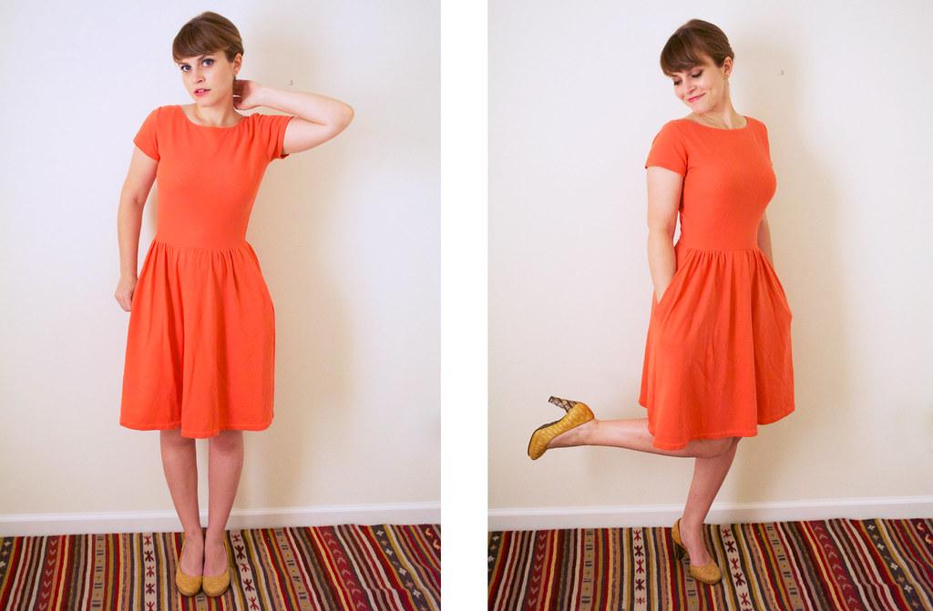 Colette Patterns Moneta Dress Devon Iott Flickr Awesome Colette Patterns