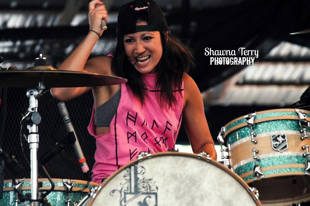 Jess Bowen | SABIAN Cymbals