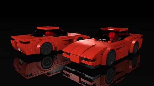 SC-type C5 Corvette Z06
