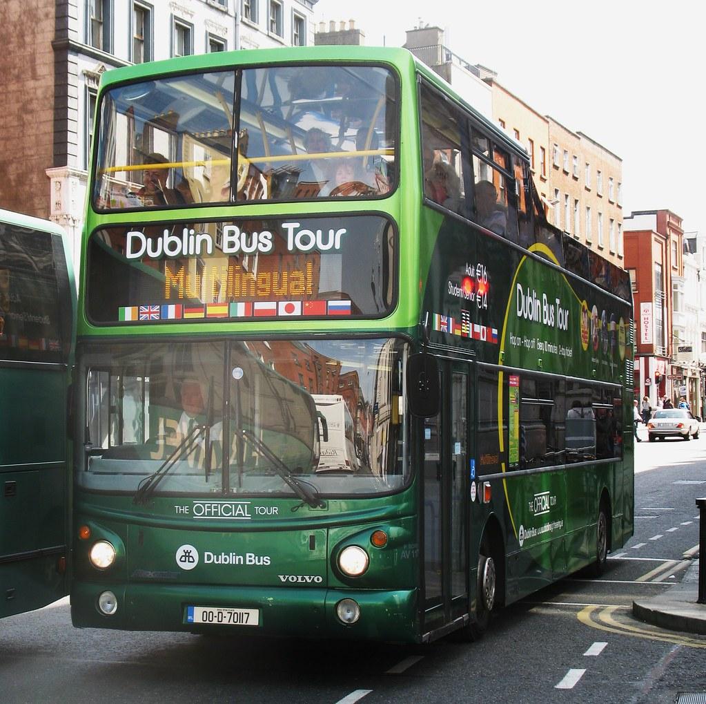 Dublin Bus Tour | By Skyliner72 Dublin Bus Tour | By Skyliner72