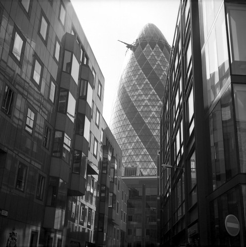 The Gherkin - 2 | by redspotted