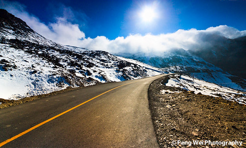 Road to Tibet | by Feng Wei Photography