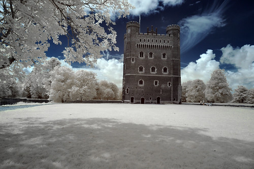 Tattershall Castle Infrared | by Banff Dude