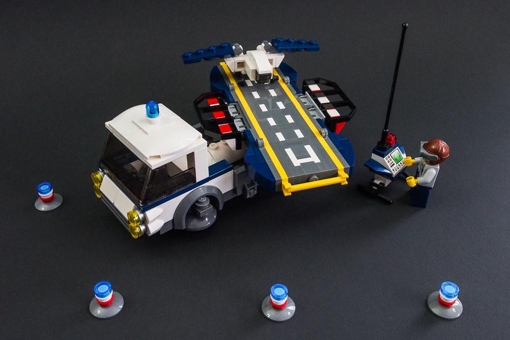 FutureCity Drone Carrier