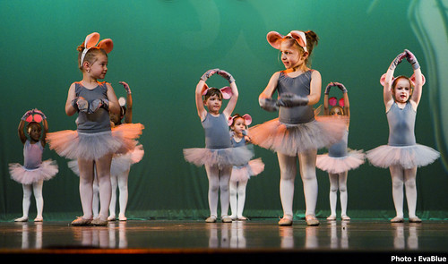 ballet mice | by Eva Blue