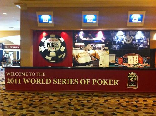 World series of poker qualification