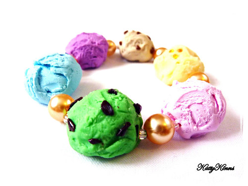 Ice Cream Bracelet | by ♥ Cateaclysmic ♥