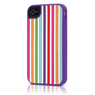 low cost fe66f 12e58 Kate Spade new york Case for iPhone 4 purple   Fashionable a…   Flickr