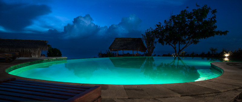 infinity pool night. Infinity Pool At Night | By Philipp Derganz Photography