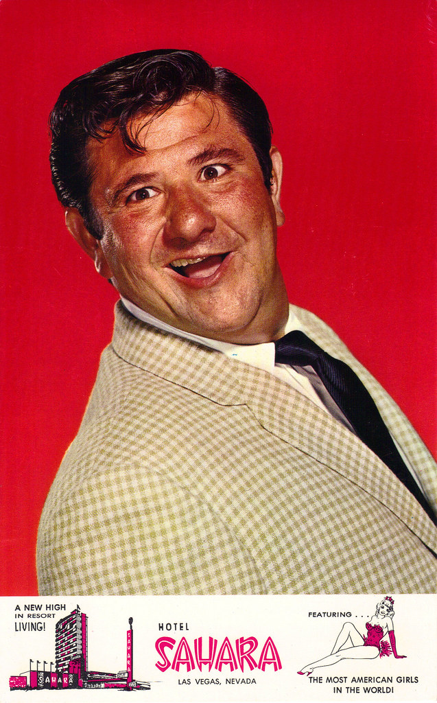 buddy hackett imdb
