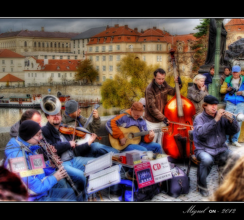 Jazz en la calle. / Jazz in the street | by Miguel Angel SGR
