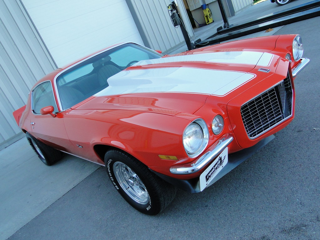351 71 Camaro Z28 For Sale Flickr