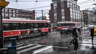 Spadina and College Rain | by ShaunDhani