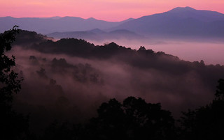Blue Ridge Mountain Fog | by Blue Ridge Pics