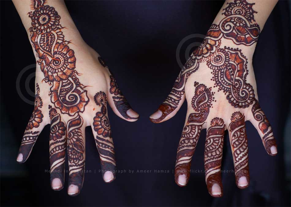 A To Z Mehndi Designs : Mehndi design for shadi ameer hamza flickr