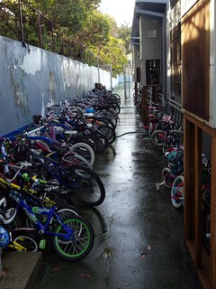 Bike Parking at school | by sfbike