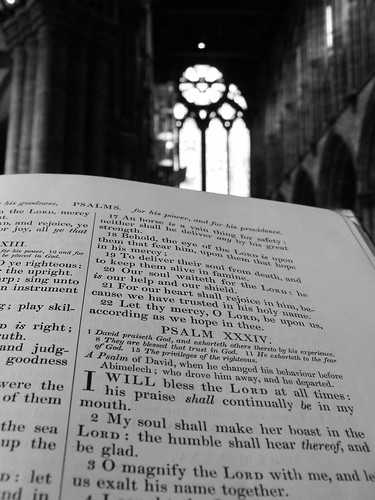 Glasgow Cathedral Bible | by GlasgowAmateur