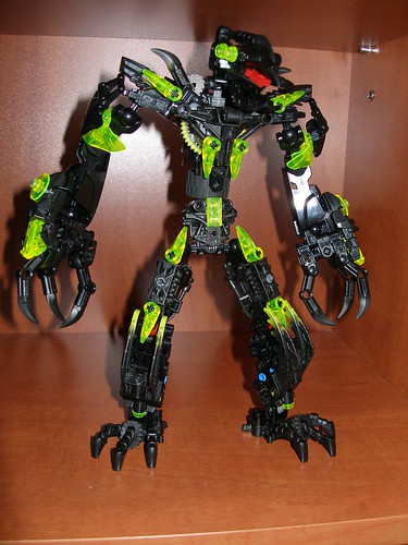Bionicle periodic contest round 4: Dark toa VIP | by DanTheBioMOCer