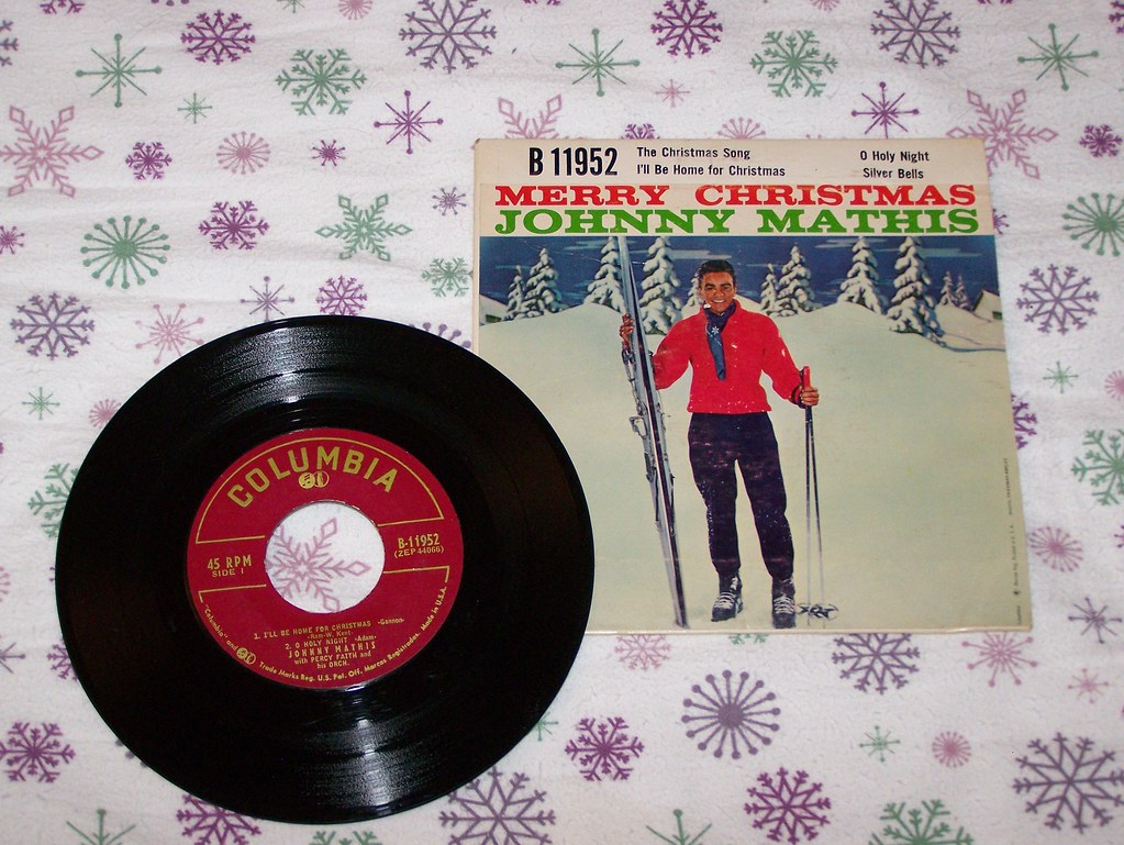 Johnny Mathis: Merry Christmas 7\