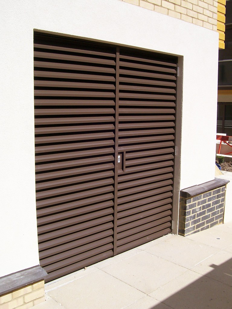 ... Louvred Bin Store Doors | by Nationwide Louvre Company Ltd & Louvred Bin Store Doors | Nationwide Louvre Company are able\u2026 | Flickr