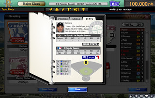 MLB Manager Online | by SEGA of America