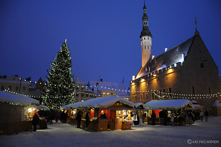 Tallinn Christmas Market | by Ari Helminen