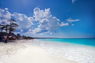 'The Famous 7 Mile Beach', Jamaica, Negril, 7 Mile Beach | by WanderingtheWorld (www.ChrisFord.com)