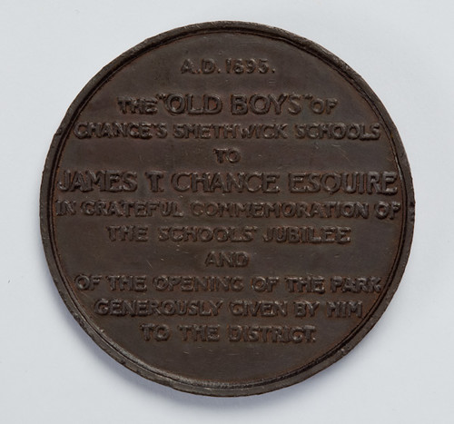Medal w4553 | by Black Country Museums