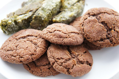 Mexican Chocolate Cookies With Cake Mix