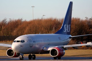 SAS B737, LN-RCT | by Transport Pixels