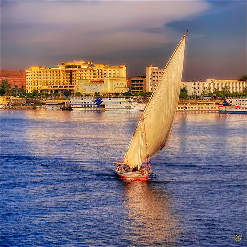0698 The Nile river | by QuimG