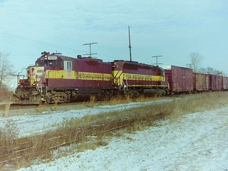 Wisconsin Central Ex Algoma Central 1508 on point! | by Slider Jake