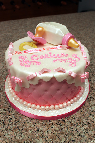 Baby 1st Month By Trace Of Cakes