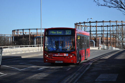 Stagecoach 36074 on route 323 | by John A King