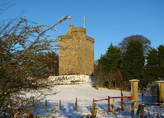 Mains Castle, East Kilbride, December 2010. (IMG_1959) | by Robert G Henderson (Romari).