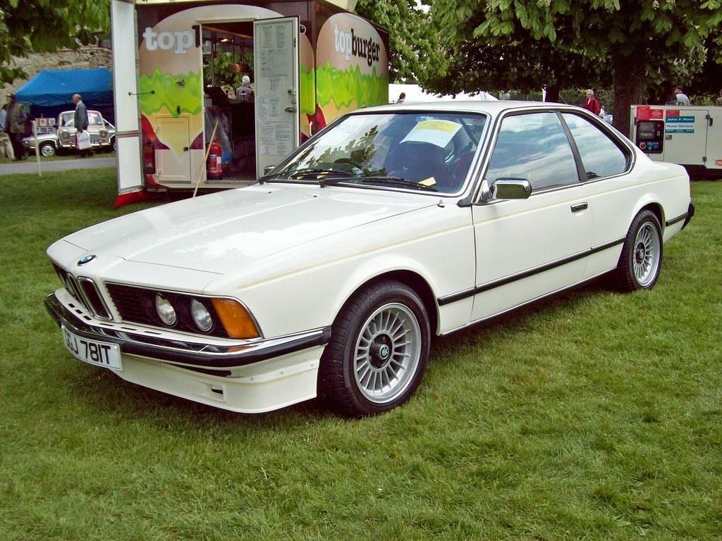 ... 444 BMW E24 633 CSi Auto (1979) | by robertknight16