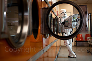 Storm Troopers do laundry too... | by Rock at Hard Eight