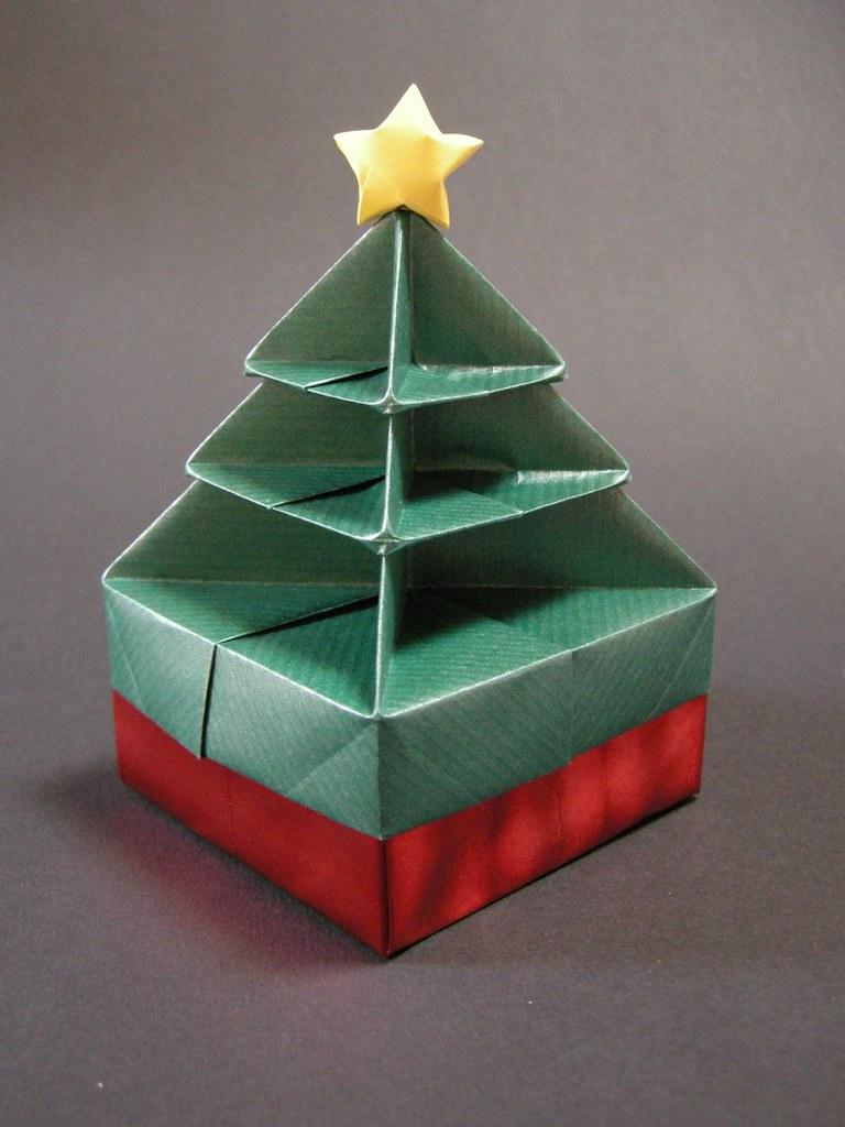 christmas tree box by mlisande - Christmas Tree Box