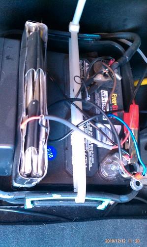 Lifepo4 Quot Lithium Quot Battery Regulator Just A Plain Ol Lea