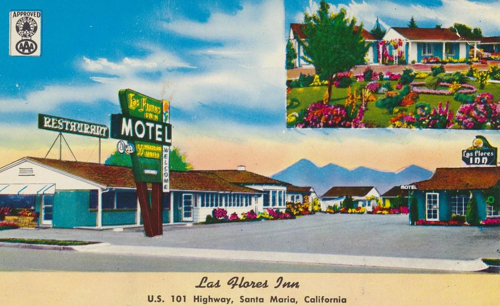 Las Flores Inn - Santa Maria, California
