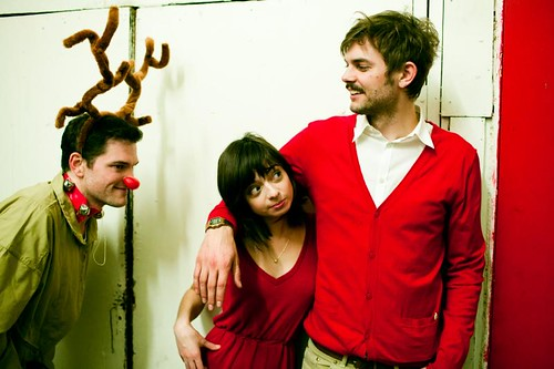 Kate Micucci & Nick Thune, AND A REINDEER!!! | by Robyn Von Swank