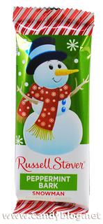 Russell Stover Peppermint Bark Snowmen | by cybele-