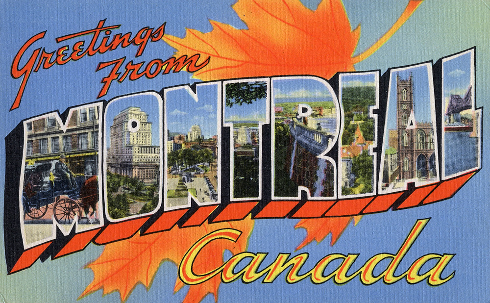 Greetings from montreal canada large letter postcards flickr greetings from montreal canada large letter postcards by shook photos m4hsunfo