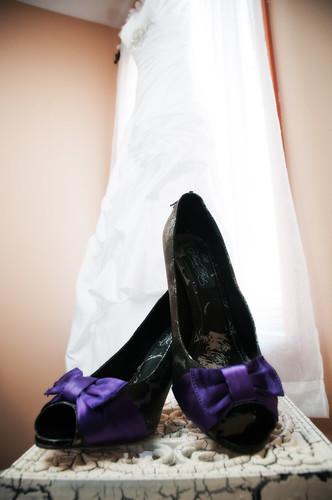 Bridal Shoes For Plus Size Brides