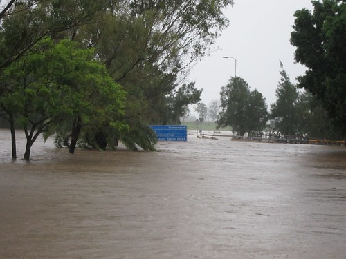 UQ Gatton floods | by The University of Queensland