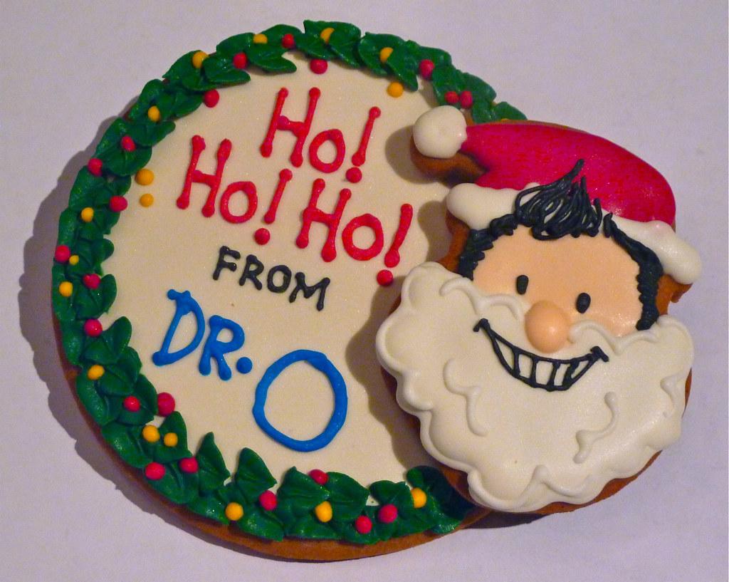 Cookievonster 2010 Custom Christmas Cookie Gifts Flickr