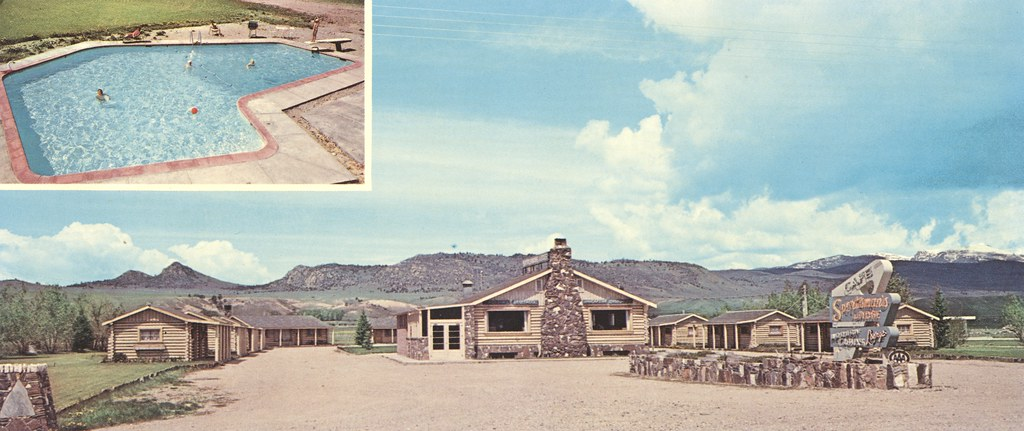 Sportsman's Lodge - Ennis, Montana
