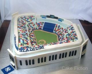 Yankee Stadium Cake Pan